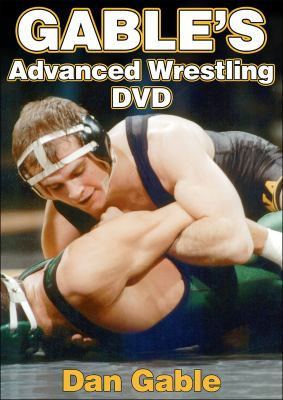 Gable's Advanced Wrestling DVD 9780736051545