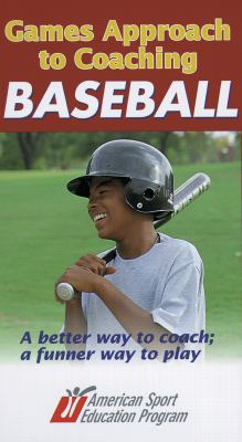 Games Approach to Coaching Baseball Video - Ntsc 9780736030182