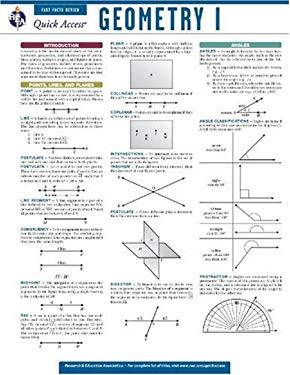 Geometry I 9780738607313