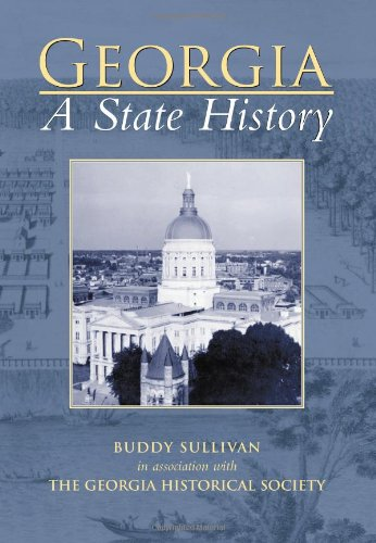 Georgia: A State History 9780738585895