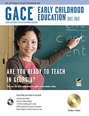 GACE Early Childhood Education (001, 002) [With CDROM] 9780738608143