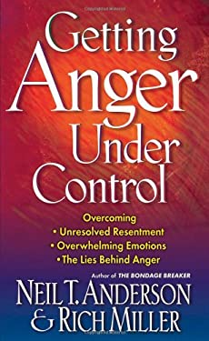 Getting Anger Under Control 9780736903493