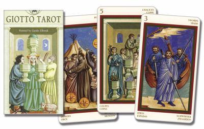 Giotto Tarot 9780738701769