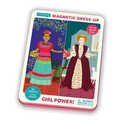Girl Power! Magnetic Figures