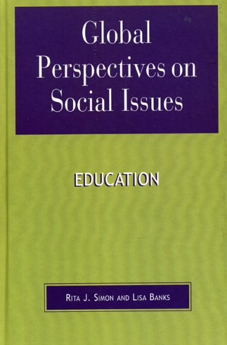 Global Perspectives on Social Issues: Education 9780739106754