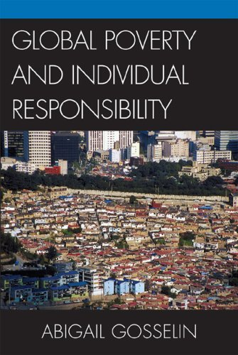 Global Poverty and Individual Responsibility 9780739122907