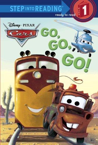 Go, Go, Go! 9780736480918