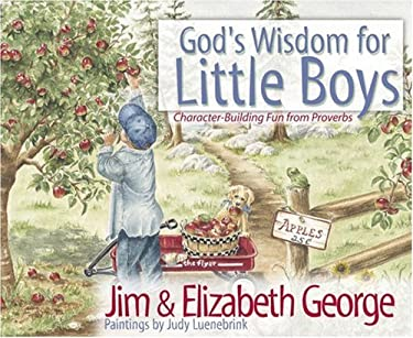 God's Wisdom for Little Boys: Character-Building Fun from Proverbs 9780736908245