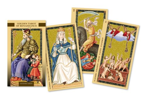 Golden Tarot of the Renaissance: Estensi Tarot 9780738704616