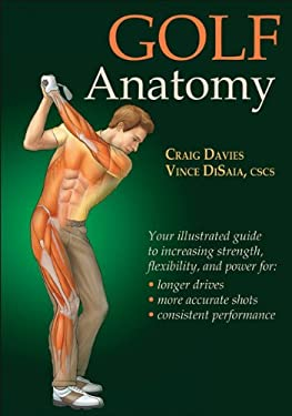 Golf Anatomy 9780736084345