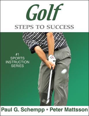 Golf: Steps to Success: Steps to Success 9780736059022