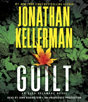 Guilt: An Alex Delaware Novel 9780739369166