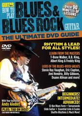 Guitar World -- How to Play Blues & Blues Rock Guitar: The Ultimate DVD Guide, DVD 2706630