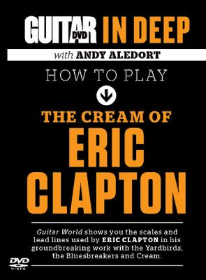 How to Play the Cream of Eric Clapton 9780739087442