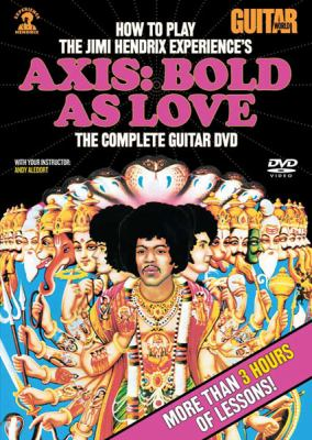 How to Play the Jimi Hendrix Experience's Axis: Bold as Love 9780739059029