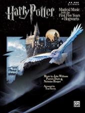 Harry Potter Magical Music from the First Five Years at Hogwarts: 5 Finger 2706721