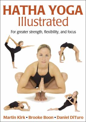 Hatha Yoga Illustrated 9780736062039