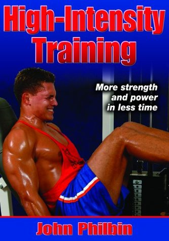 High Intensity Training 9780736048200