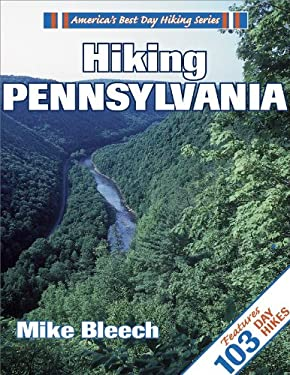 Hiking Pennsylvania 9780736001663