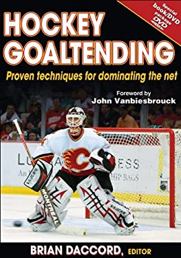 Hockey Goaltending [With DVD] 9780736074278