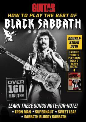 How to Play the Best Black Sabbath 9780739083109