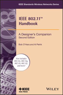 IEEE 802.11 Handbook: A Designer's Companion 9780738144498