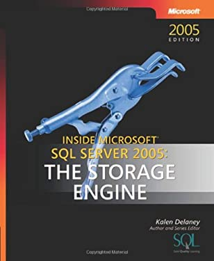 Inside Microsoft SQL Server 2005: The Storage Engine 9780735621053