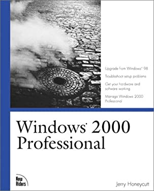 Inside Windows 2000 Professional 9780735709508