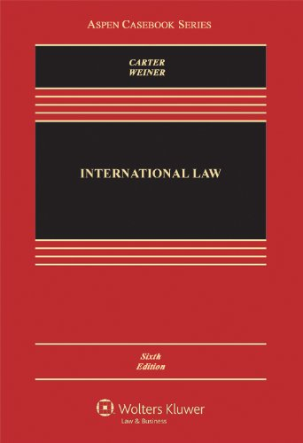 International Law, Sixth Edition 9780735598102