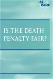 Is the Death Penalty Fair ? 2684250