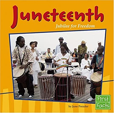 Juneteenth: Jubilee for Freedom 9780736863964