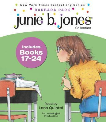 Junie B. Jones Collection Books 17-24 9780739356340