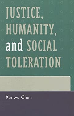Justice, Humanity, and Social Toleration 9780739122433