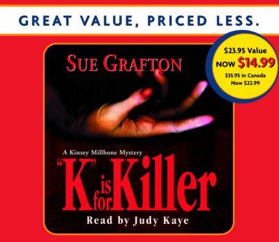 K Is for Killer 9780739314210
