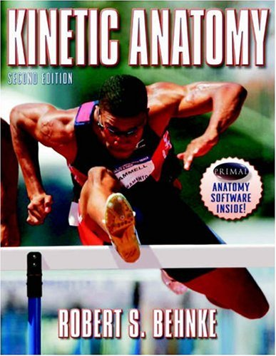 Kinetic Anatomy [With CD ROM] 9780736059091