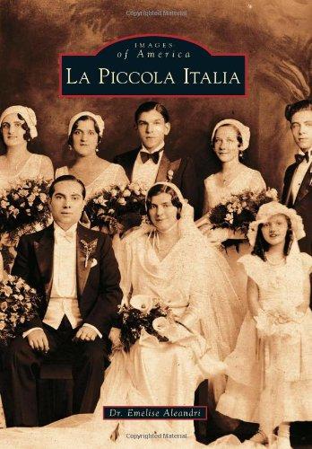 La Piccola Italia 9780738592701