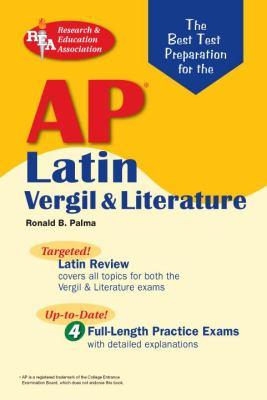 Latin Vergil & Literature 9780738602134