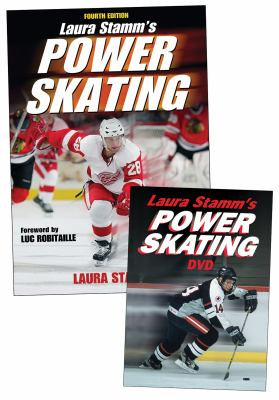 Laura Stamm's Power Skating [With DVD] 9780736093279