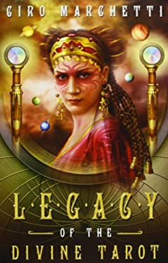 Legacy of the Divine Tarot [With Paperback Book and Black Organdy Tarot Bag] 9780738715650
