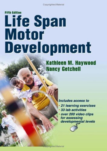 Life Span Motor Development [With Keycode Letter] 9780736075527