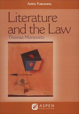 Literature and the Law 9780735562806