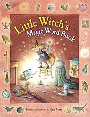 Little Witch's Magic Word Book 9780735841024