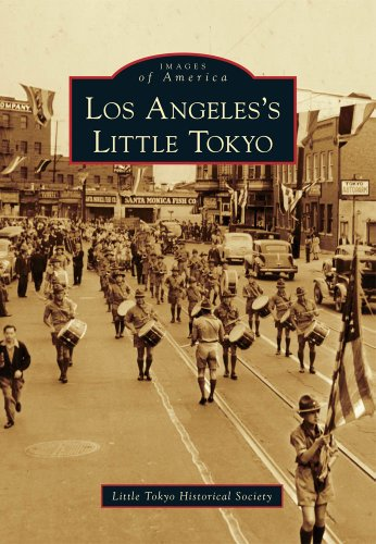 Los Angeles's Little Tokyo 9780738581460