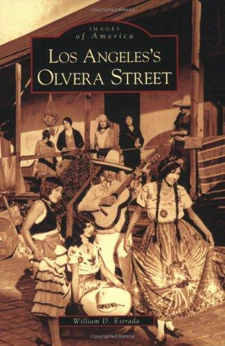 Los Angeles's Olvera Street