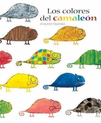Los Colores del Camaleon 9780735821057