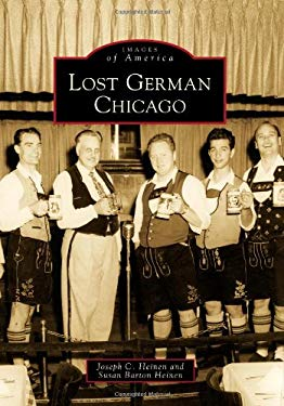 Lost German Chicago 9780738577142