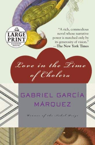 Love in the Time of Cholera 9780739328057