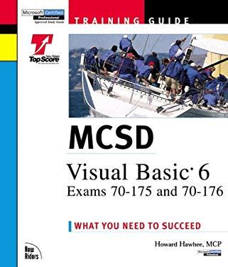 MCSD Visual Basic 6 Exams 70-175 70-176 [With *] 9780735700024