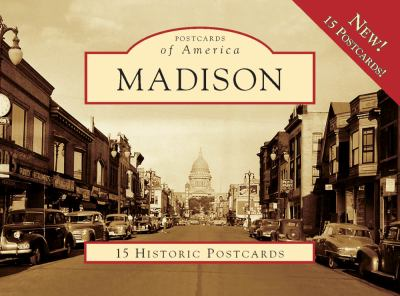Madison: 15 Historic Postcards 9780738577289
