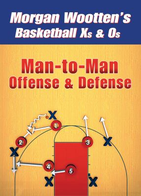 Man-To-Man Offense & Defense DVD 9780736054454
